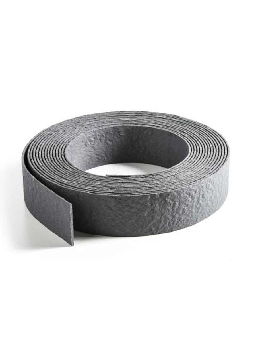 Ecolat rol 25m - 14 cm H GRIJS