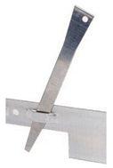 Col-met verankeringspennen 30,5cm Verzinkt