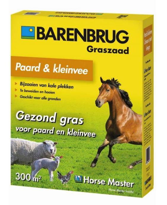 Horse master (paard + kleinvee) 3 kg