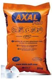 Axal (zouttabletten voor waterverzachters)