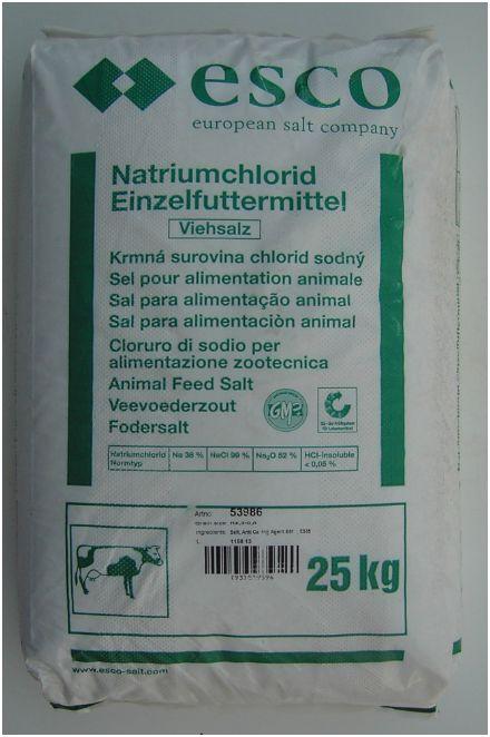 Landbouwzout - voedingszout fijn 0,7-0,16mm